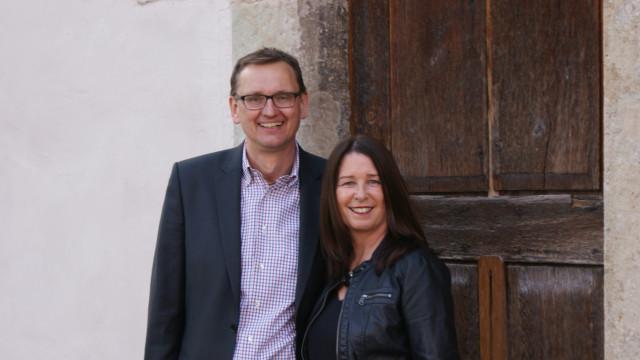 Thomas Mirwald und Petra Lutz